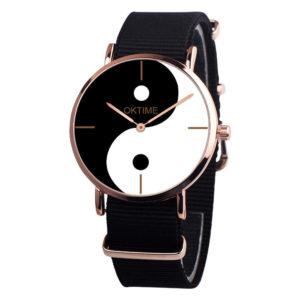 Дамски часовник ин-ян