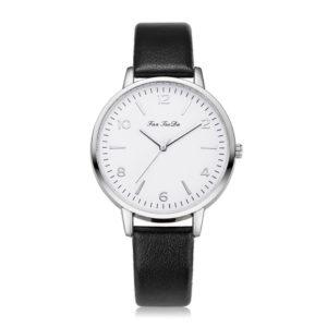 Стилен дамски часовник - черен