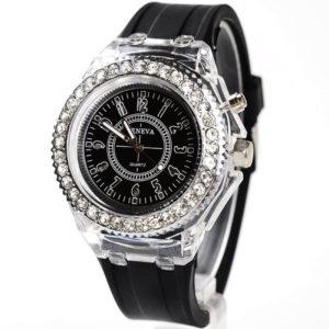 Дамски часовник - светещ