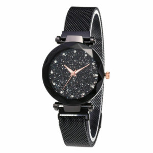 Луксозен дамски часовник Вселена