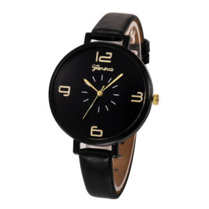 Луксозен дамски часовник Geneva - вечерен
