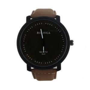 Елегантен мъжки часовник Rosivga - тъмен
