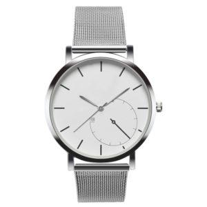 Стилен дамски часовник - сребрист