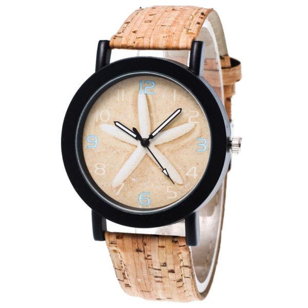 Луксозен унисекс часовник Морска Звезда
