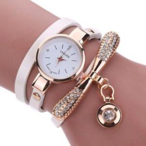 Елегантен дамски часовник - бижу