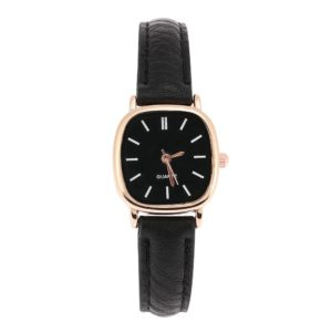 Луксозен дамски бизнес часовник - черен