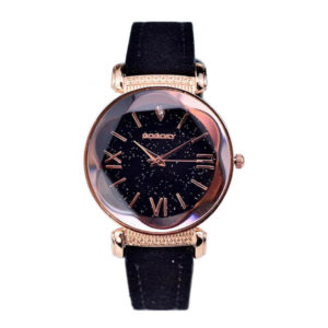 Луксозен дамски часовник - вечерен