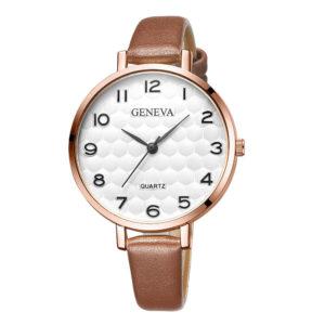 Луксозен дамски часовник Geneva - бизнес
