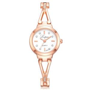 Луксозен дамски часовник LVPAI - мини