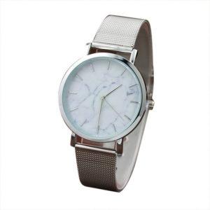 Луксозен дамски часовник Мрамор