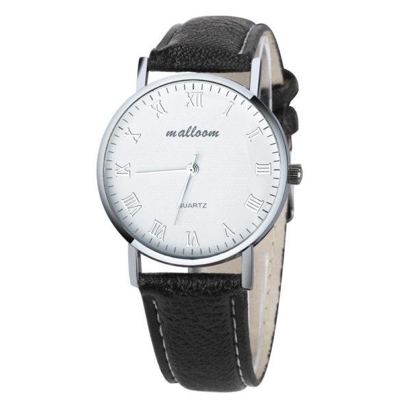Луксозен мъжки часовник - римски числа