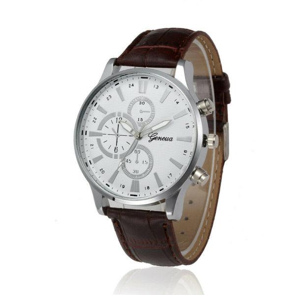 Луксозен мъжки бизнес часовник - ретро