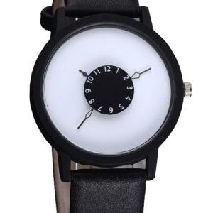 Елегантен мъжки часовник LVPAI - черен