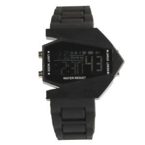 Мъжки силиконов водоустойчив часовник