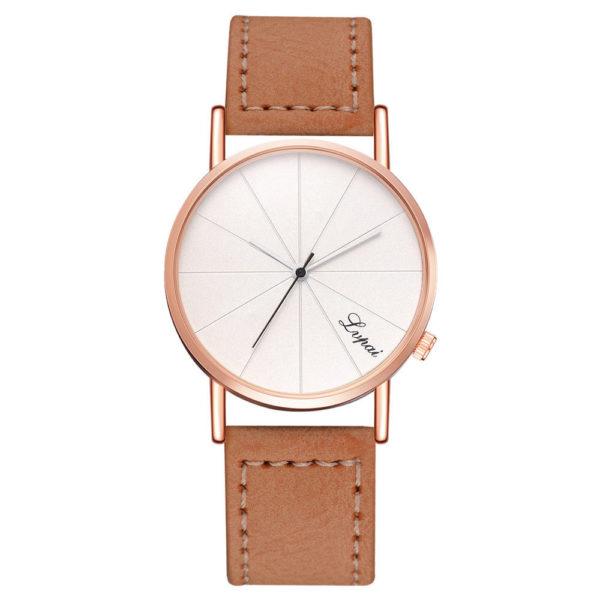 Луксозен унисекс часовник - минималистичен